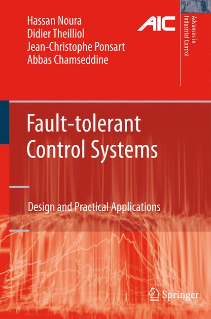 Cover of 'Fault-tolerant Control Systems'