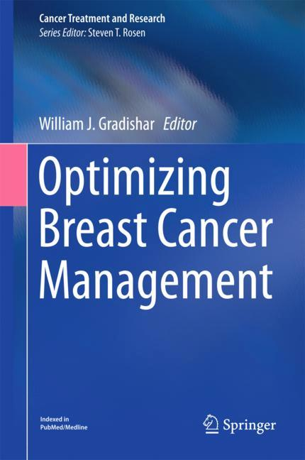 Cover of 'Optimizing Breast Cancer Management'