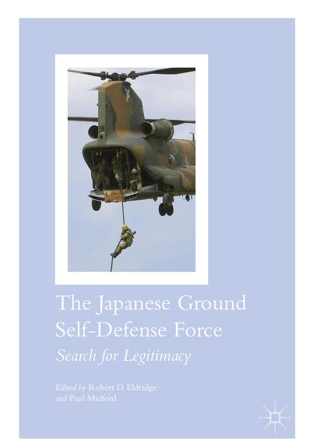 Cover of 'The Japanese Ground Self-Defense Force'