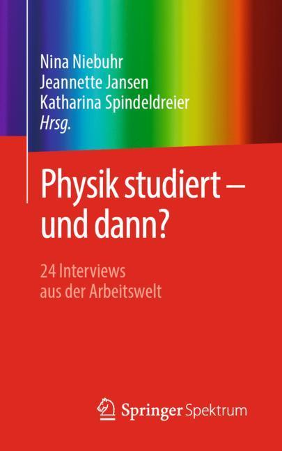 Cover of 'Physik studiert - und dann?'