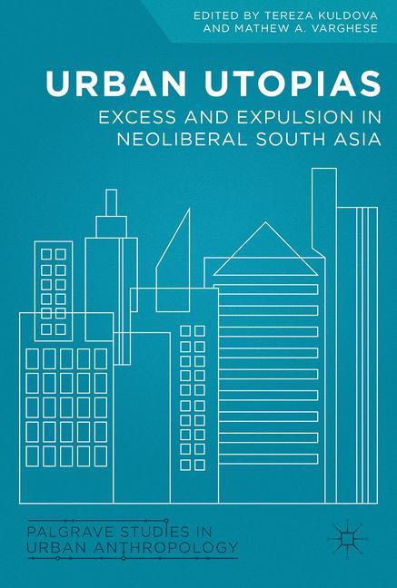 Cover of 'Urban Utopias'