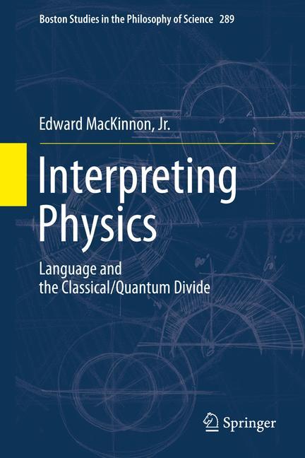 Cover of 'Interpreting Physics'