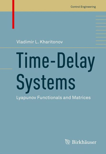 Cover of 'Time-Delay Systems'