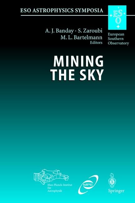 Cover of 'Mining the Sky'