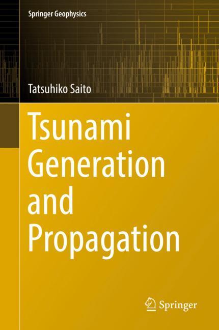 Cover of 'Tsunami Generation and Propagation'