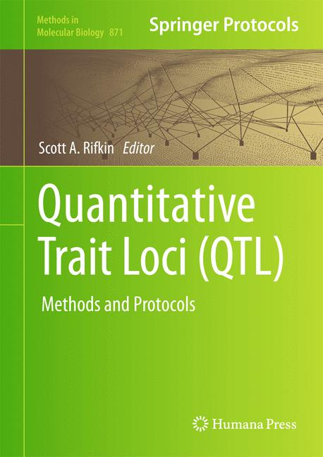 Cover of 'Quantitative Trait Loci (QTL)'