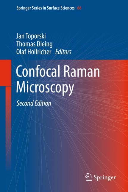 Cover of 'Confocal Raman Microscopy'