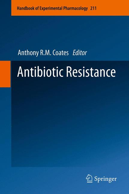 Cover of 'Antibiotic Resistance'