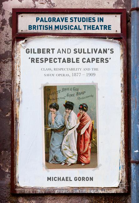 Cover of 'Gilbert and Sullivan's 'Respectable Capers''
