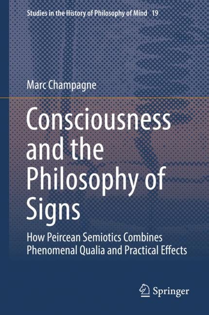Cover of 'Consciousness and the Philosophy of Signs'