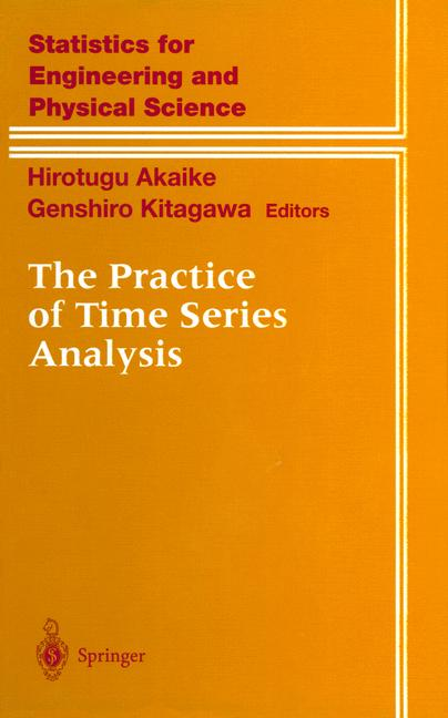 Cover of 'The Practice of Time Series Analysis'