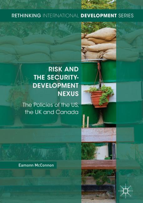 Cover of 'Risk and the Security-Development Nexus'