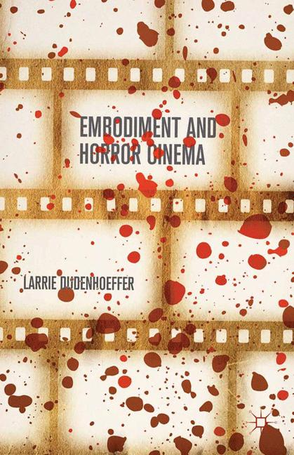 Cover of 'Embodiment and Horror Cinema'
