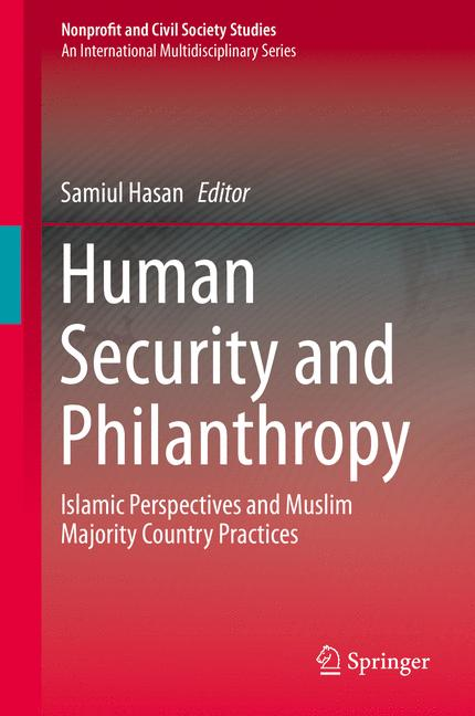 Cover of 'Human Security and Philanthropy'