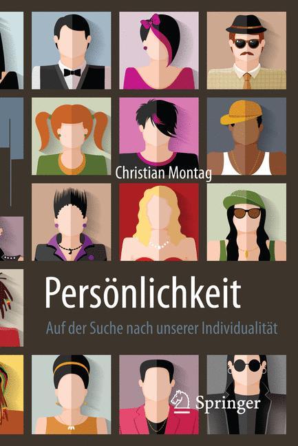 Cover of 'Persönlichkeit – Auf der Suche nach unserer Individualität'