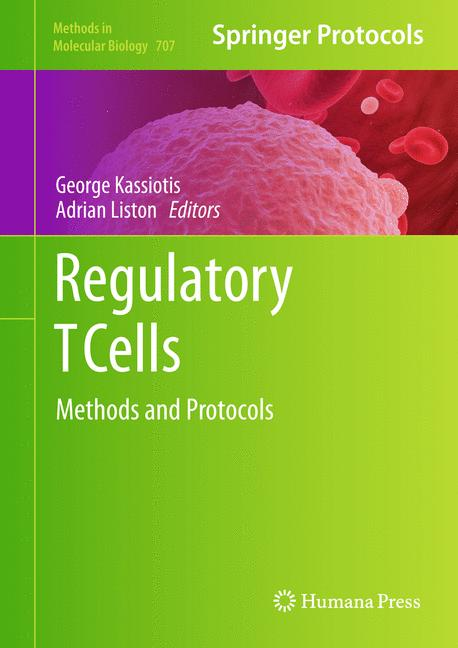 Cover of 'Regulatory T Cells'