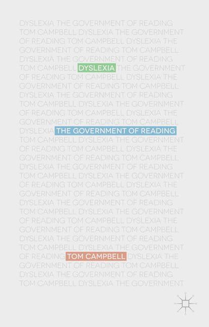 Cover of 'Dyslexia'