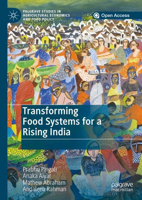 Cover of 'Transforming Food Systems for a Rising India'