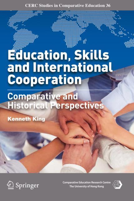 Cover of 'Education, Skills and International Cooperation'