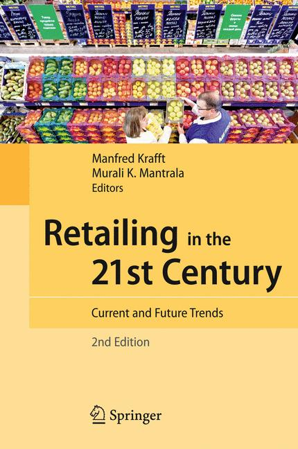 Cover of 'Retailing in the 21st Century'