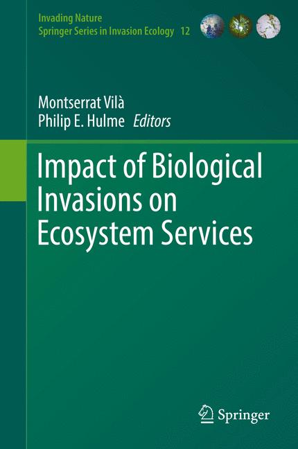 Cover of 'Impact of Biological Invasions on Ecosystem Services'