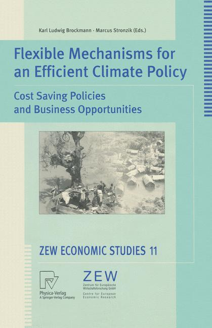 Cover of 'Flexible Mechanisms for an Efficient Climate Policy'
