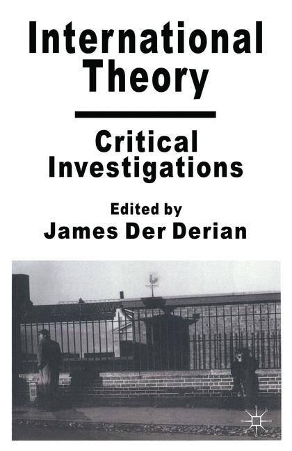 Cover of 'International Theory'
