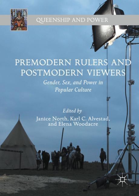 Cover of 'Premodern Rulers and Postmodern Viewers'
