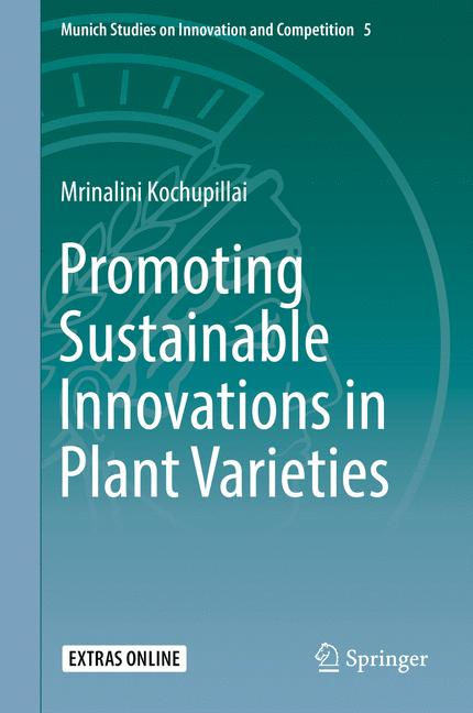 Cover of 'Promoting Sustainable Innovations in Plant Varieties'