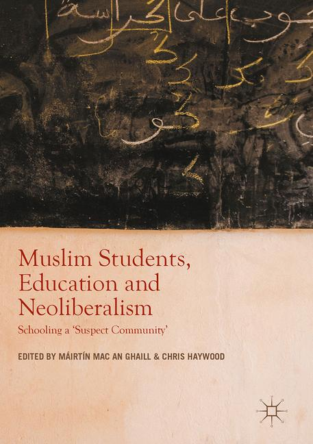 Cover of 'Muslim Students, Education and Neoliberalism'
