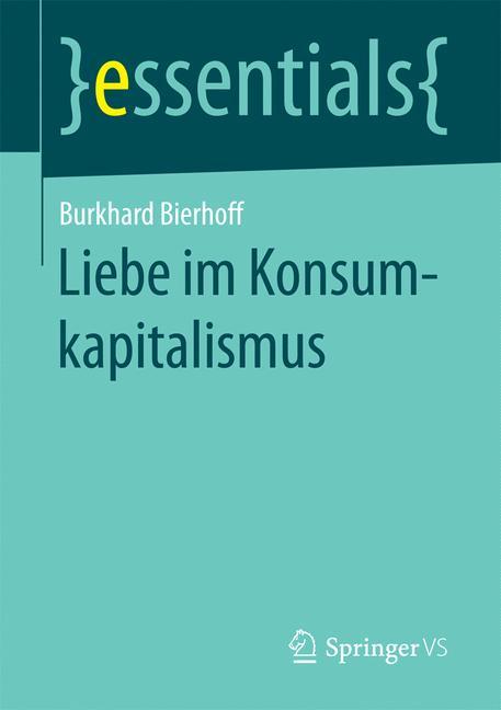 Cover of 'Liebe im Konsumkapitalismus'