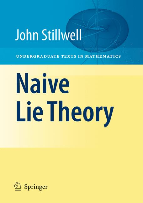 Cover of 'Naive Lie Theory'
