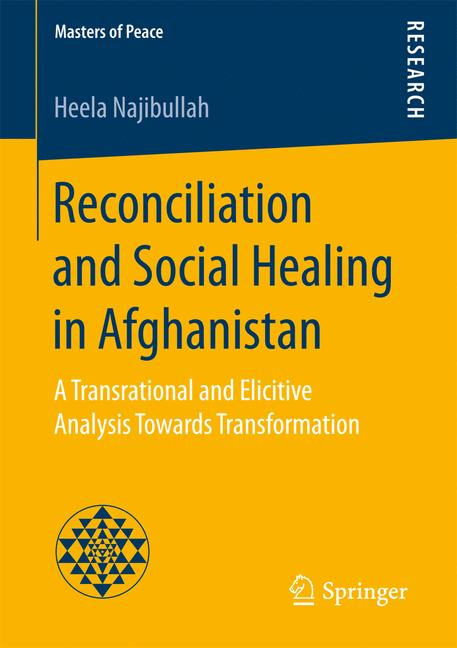 Cover of 'Reconciliation and Social Healing in Afghanistan'