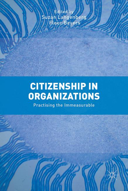 Cover of 'Citizenship in Organizations'