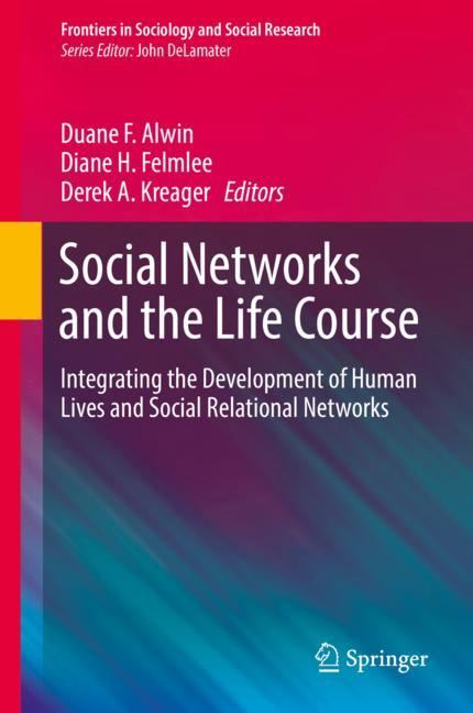 Cover of 'Social Networks and the Life Course'