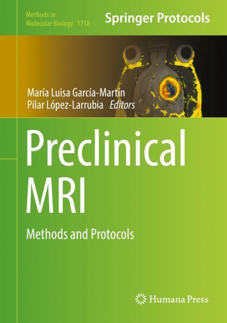 Cover of 'Preclinical MRI'