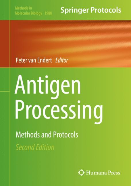 Cover of 'Antigen Processing'