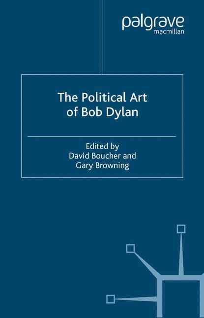 Cover of 'The Political Art of Bob Dylan'