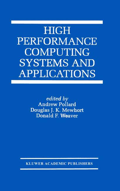 Cover of 'High Performance Computing Systems and Applications'