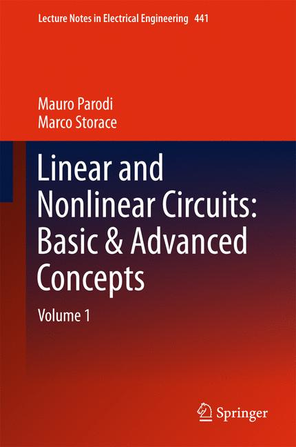 Cover of 'Linear and Nonlinear Circuits: Basic & Advanced Concepts'