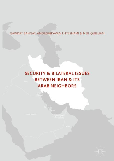Cover of 'Security and Bilateral Issues between Iran and its Arab Neighbours'