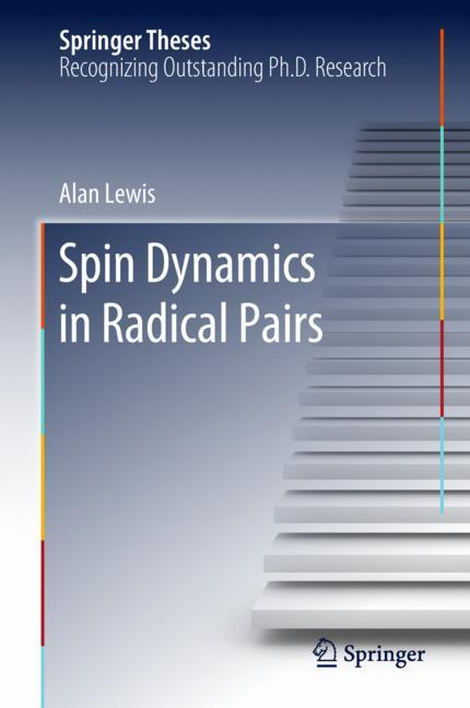 Cover of 'Spin Dynamics in Radical Pairs'