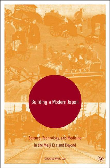 Cover of 'Building a Modern Japan'