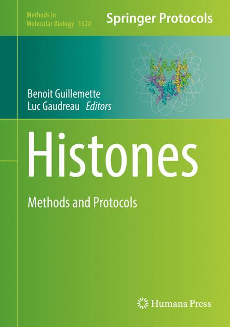 Cover of 'Histones'
