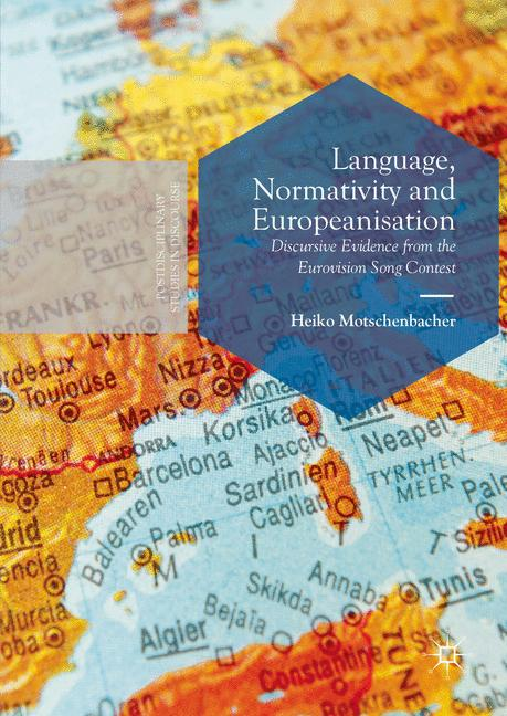 Cover of 'Language, Normativity and Europeanisation'