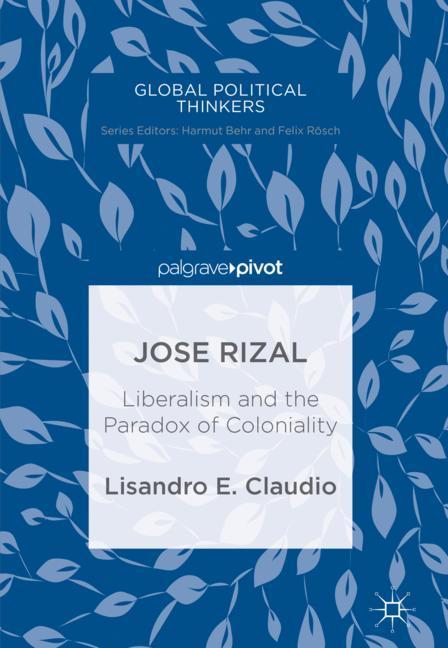 Cover of 'Jose Rizal'