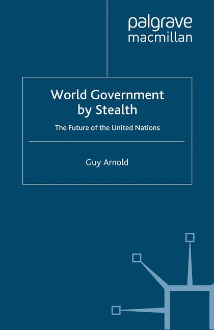 Cover of 'World Government by Stealth'