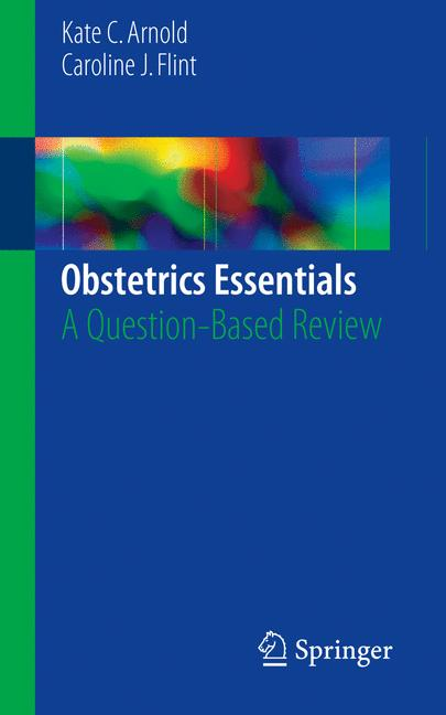 Cover of 'Obstetrics Essentials'