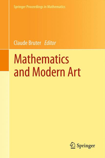 Cover of 'Mathematics and Modern Art'
