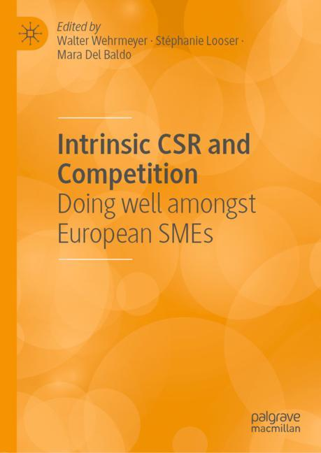 Cover of 'Intrinsic CSR and Competition'